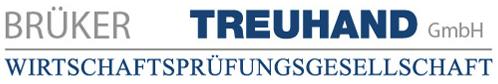 Logo Brüker Treuhand GmbH Wirtschaftsprüfungsgesellschaft